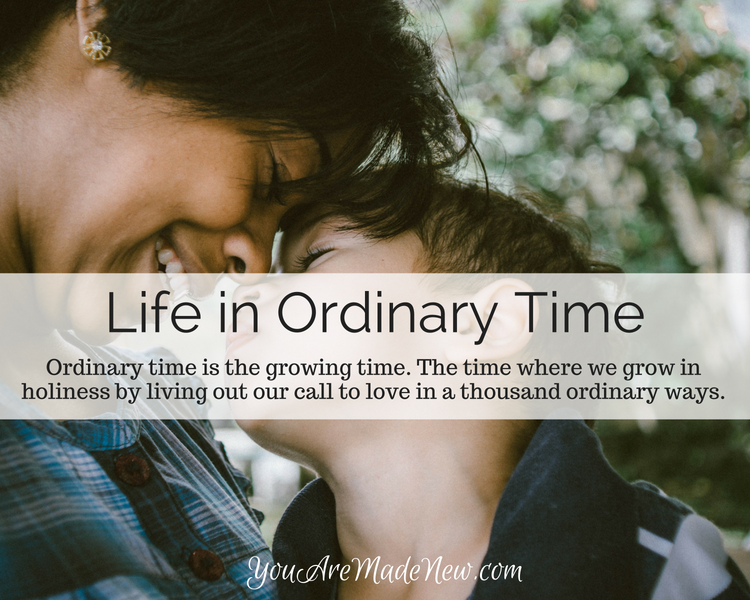 Love, Ordinary Time