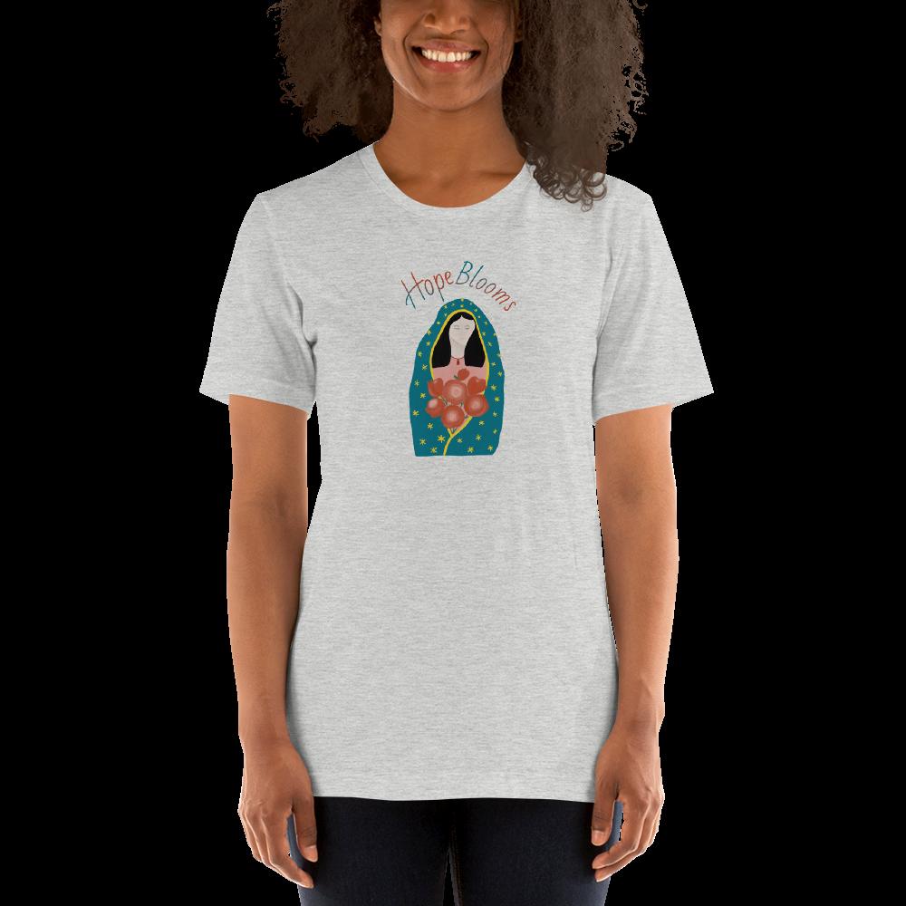 Hope Blooms Short-Sleeve T-Shirt