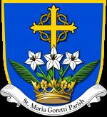 Maria Goretti Parish Crest 2017