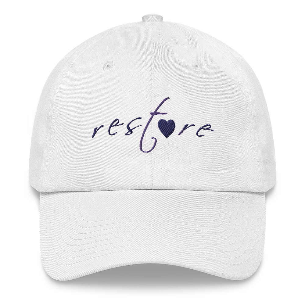 Restore Retreat Baseball Cap